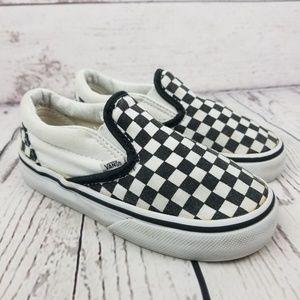 Vans Checkerboard Slip-on Toddler